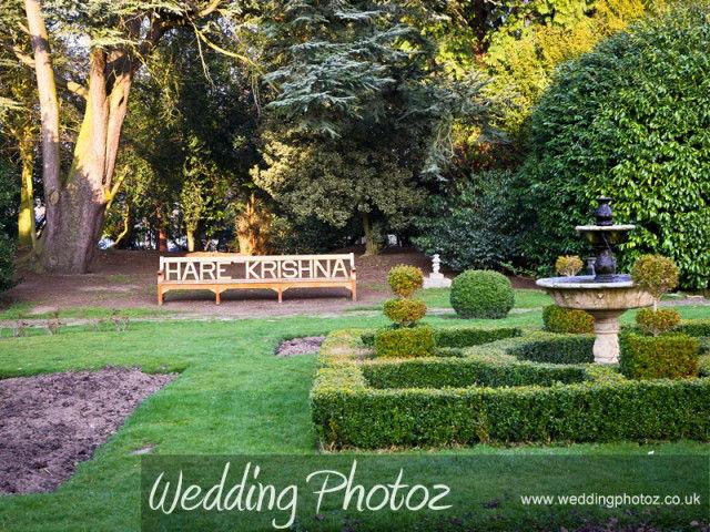 Wedding Photos Bhakti Vedanta Manor