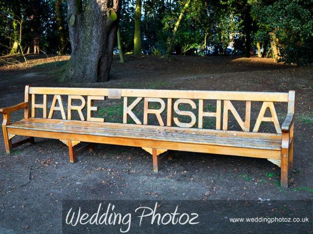 Wedding photos (Bhakti Vedanta Manor) Hare Krishna Temple Watford