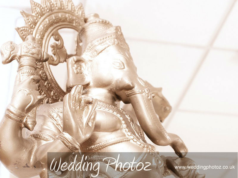 Blessings from Lord Ganesh