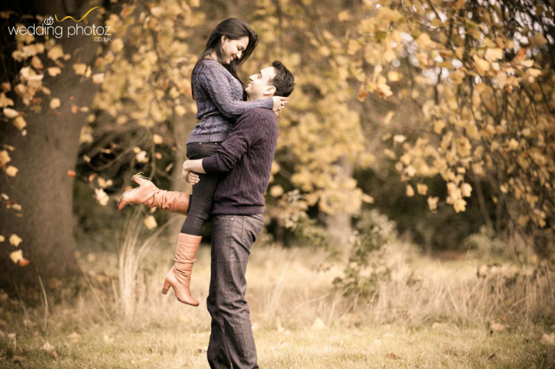 Pre-Wedding Photography - Cassiobury Park (Watford)