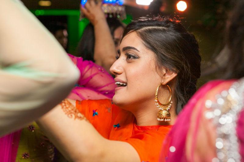 Sangeet, Maiyaan & Churra (Sikh wedding traditions)